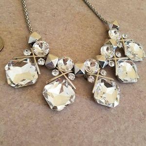 Fashion jewelry statement necklace